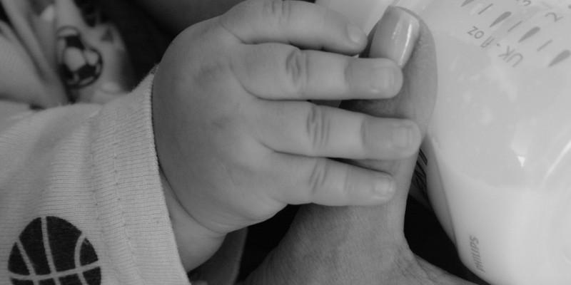 Babyvoeding