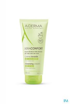 Aderma Xeraconfort Wascreme 200ml