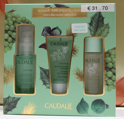 Caudalie Set Vinopure Mission A/imperfections