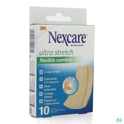 Nexcare 3m Ultra Strech Comf.flex. Ha Strip 10