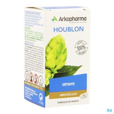 Arkocaps Hop Plantaardig 45