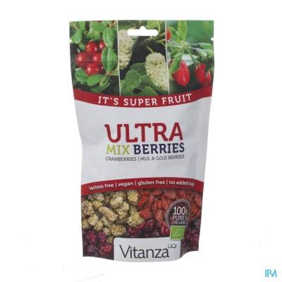 Vitanza Hq Superfood Ultra Mix Berries Bio 200g