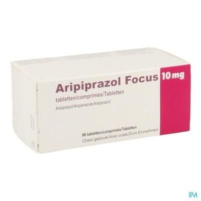 Aripiprazol Krka 10mg Comp 98 X 10mg