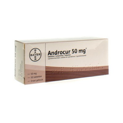 ANDROCUR COMP 50 X 50 MG
