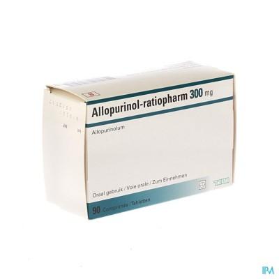 ALLOPURINOL RATIOPH COMP 90X300MG