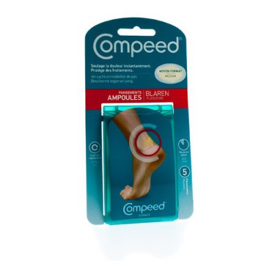 COMPEED PLEISTER BLAREN MEDIUM 5