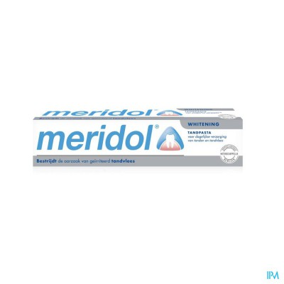 MERIDOL WHITENING TANDPASTA 75ML