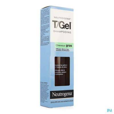 NEUTROGENA T GEL SH ANTI ROOS 250ML