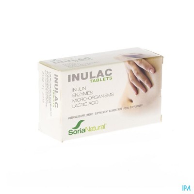 SORIA INULAC BLISTER ZUIGTABLET 30X2G CFR 1258-797
