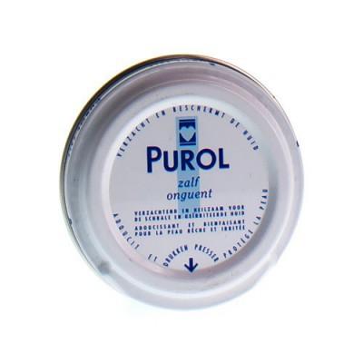 PUROL ZALF GEEL 30ML