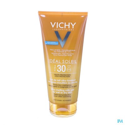 Vichy Cap Id Sol Ip30 Melk Gel Ultra Smelt. 200ml