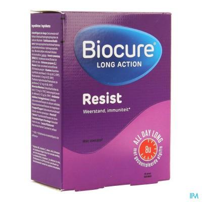 BIOCURE LONG ACTION RESIST COMP 60