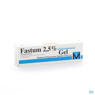 Fastum Gel Dispenser 120g