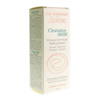 AVENE CLEANANCE MASK PEELINGMASKER ABS TUBE 50ML
