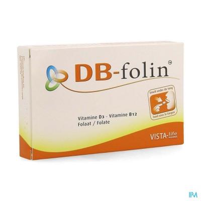 Vista Db-folin Smelttabl 60
