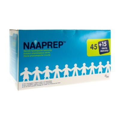 NAAPREP AMP 45 + 15X5ML PROMO