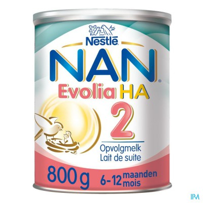 Nan Optipro Evolia Ha 2 800g