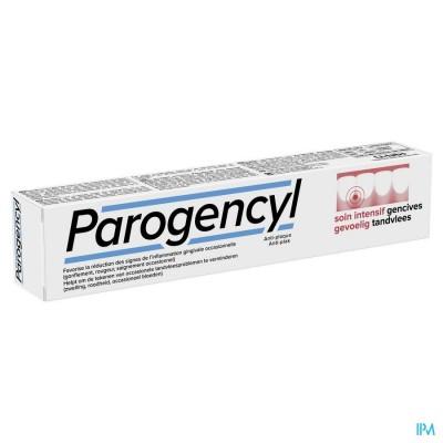 Parogencyl Tandpasta Geirriteerd Tandvlees 75ml