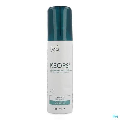 ROC KEOPS DEO FRESH SPRAY FL 100ML