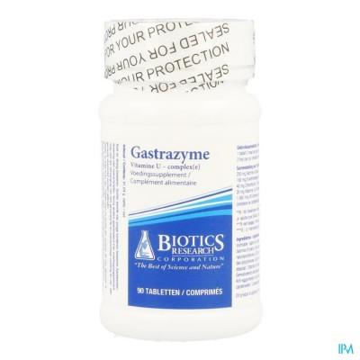 Gastrazyme Vit U Biotics Comp 90