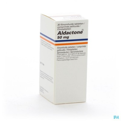 Aldactone Comp 30 X 50mg