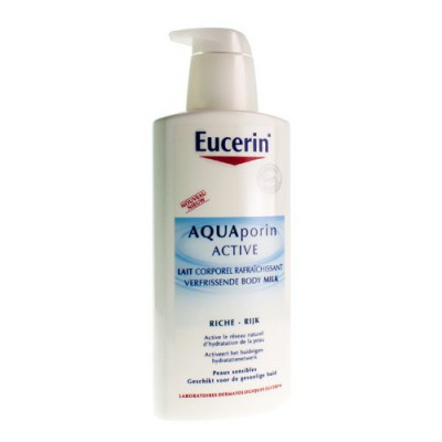 EUCERIN AQUAPORIN ACTIVE BODYMILK VERFRISSEN 400ML