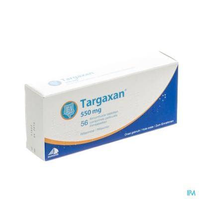 Targaxan 550mg Filmomh Tabl 56