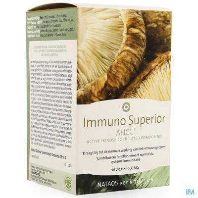 Immuno Superior Ahcc V-caps 90