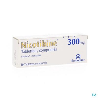 Nicotibine Comp 30 X 300mg