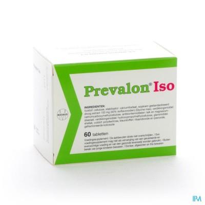 PREVALON ISO COMP 60