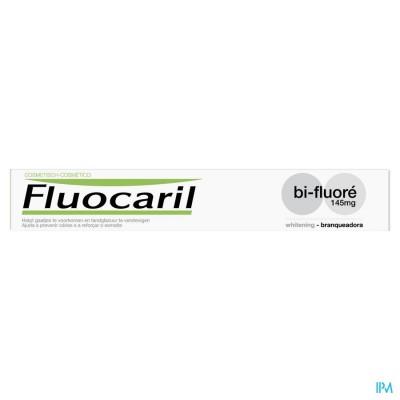 Fluocaril Tandpasta Bi-fluore 145 White 75ml Nf