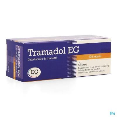 Tramadol Eg Fl 50ml 100mg/ml