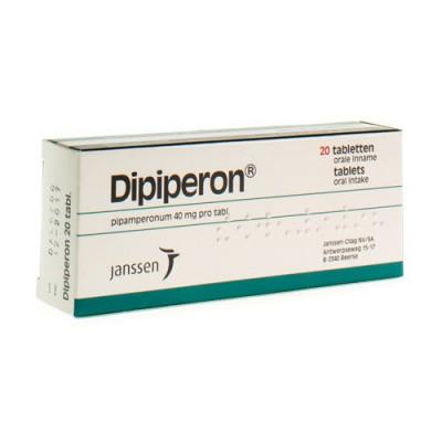 DIPIPERON COMP 20X40MG