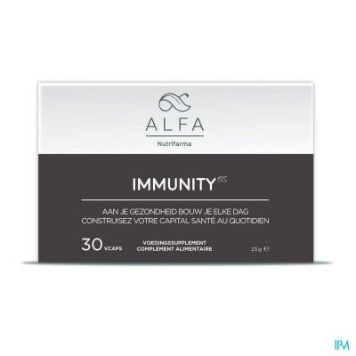 Alfa Immunity V-caps 30