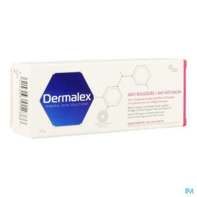Dermalex A/roodheid Creme 30g