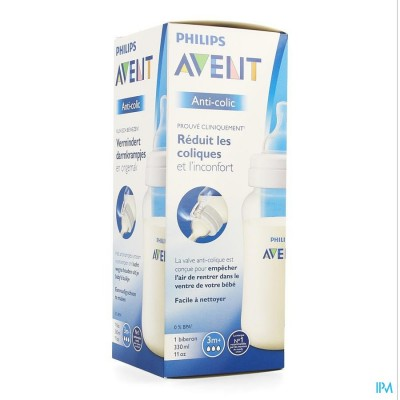 Philips Avent A/colic Zuigfles 330ml SCF816/17