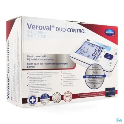 VEROVAL BLOEDDRUKMETER DUO CONTROL LARGE 9255220
