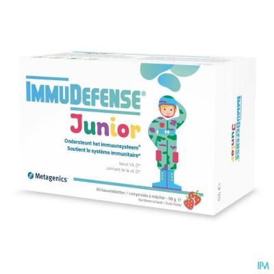 Immudefense Junior Kauwtabl 90 Metagenics