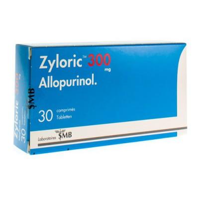 Zyloric allopurinol