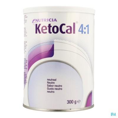 Ketocal 4/1 Neutraal 300g Verv.2660108