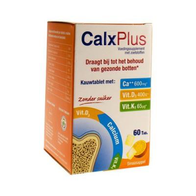 CALX-PLUS SINAAS TABL 60