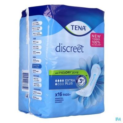 Tena Discreet Extra Plus 16