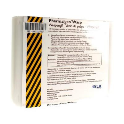 PHARMALGEN WESPENGIF FL INJ 4+ SOLV