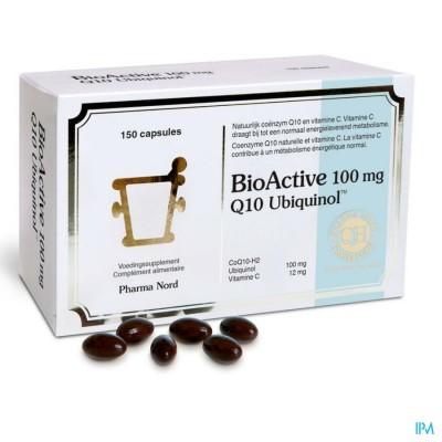 BIO ACTIVE Q10 100MG CAPS 150