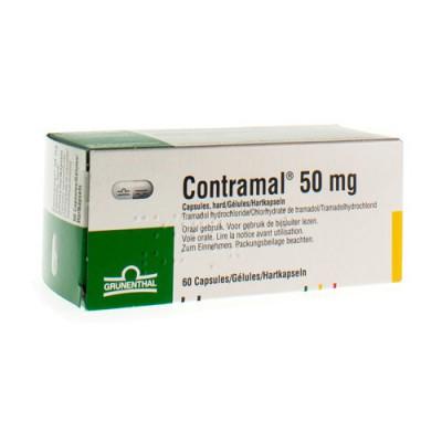CONTRAMAL CAPS 60X50MG