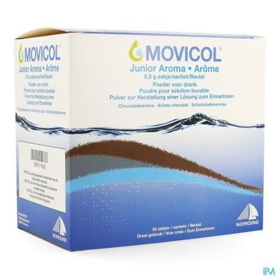 Movicol Junior Aroma Zakjes 30 X 6,9g
