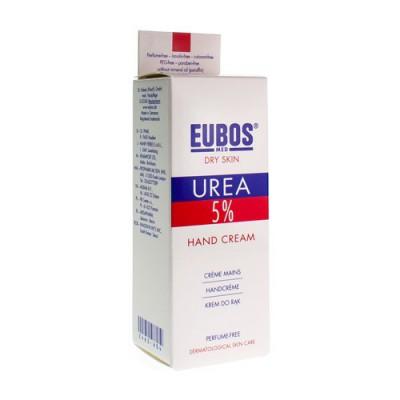 EUBOS UREA 5% HANDCREME TUBE 75ML