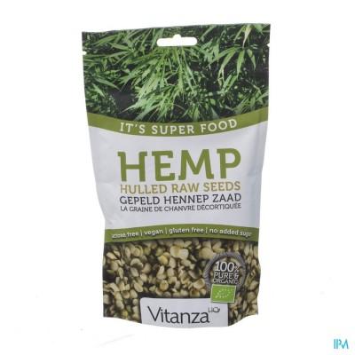 Vitanza Hq Superfood Hemp Raw Seeds Bio 200g