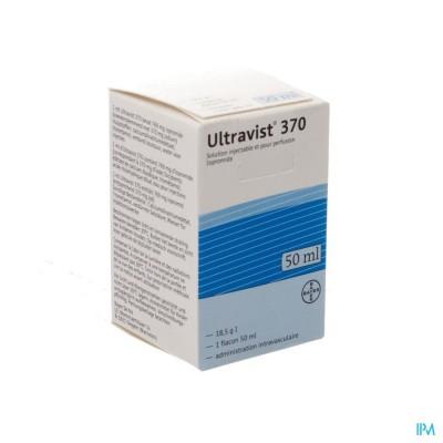 ULTRAVIST 370 FL INJ 1 X 50 ML