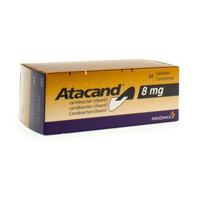 ATACAND COMP 98 X 8 MG